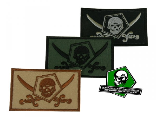 Patch MP Calico-Flag