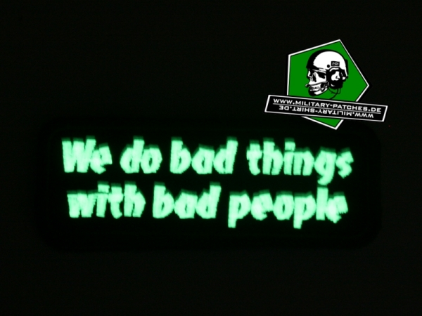 Patch BAD THINGS.....
