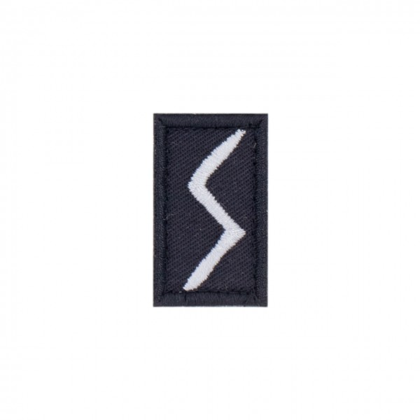 "Patch ""SOWULO"", schwarz"