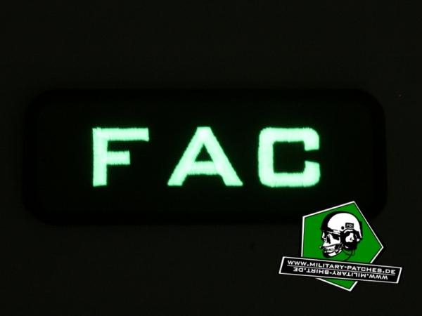 Patch FAC (Forward Air Controller)