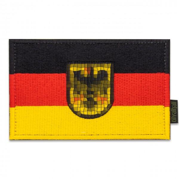 TVWG Flagge BRD 130 x 85mm